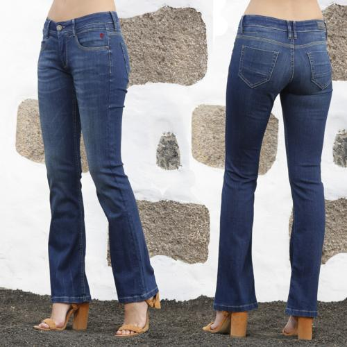 Jean bootcut femme Freeman T Porter Betsy Nilly