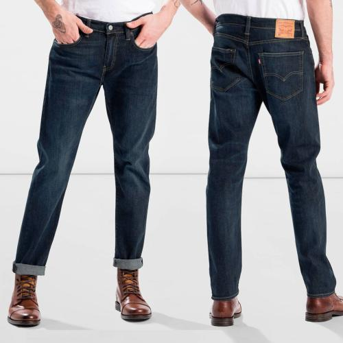 Jean homme Levis 502 biology coupe droite regular taper
