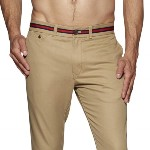 Chino Tommy Hilfiger modèle Perry beige pour homme