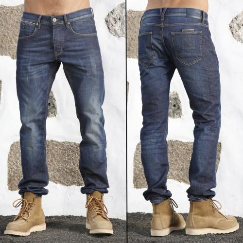jeans freeman t porter homme coupe bootcut slim droite. Black Bedroom Furniture Sets. Home Design Ideas
