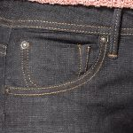 jean Freeman T Porter femme Clara magic denim amaze